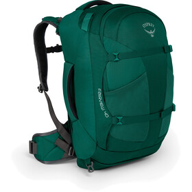 Osprey Fairview 40 Backpack Dame Rainforest Green